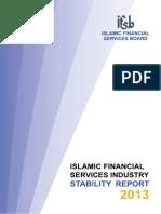 IFSB - IFSI Stability Report 2013 (Final).pdf