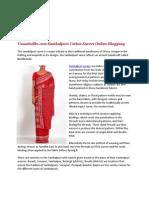 The New-Look Sambalpuri Cotton Saree