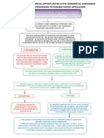 Timelines for Commercial and Patent Process Ice