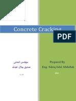 Concrete Cracking Sdiq