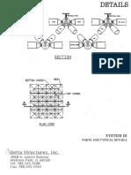 Spaceframe Details