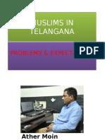 Muslims in Telangana