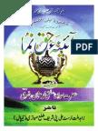 Aaena e Haq Numa by Mufti Muhammad Usman Razavi
