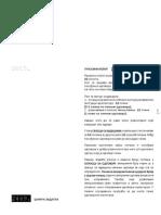 2015 Arhitektonski Fakultet Test Opste Informisanosti Druga Verzija