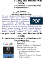 HORNSTEN_Google, And Uber, And Drones (Oh, My) by Jim Hornsten