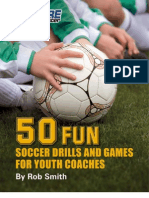 50 Fun Soccer Drills Sample