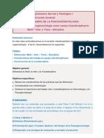 Guía de Aprendizaje Clase 2 El Campo de La Psicogerontología
