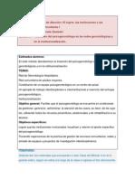 Guía de Aprendizaje Clase Gestión Psicogerontológica