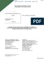Skyline Software Systems, Inc. v. Keyhole, Inc et al - Document No. 46