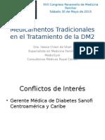 Medicamentos Tradicionales DM2