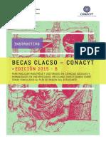 Becas Clacso Conacyt 2015 b Instructivo