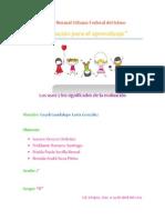 Los Usos y Significados de La Evaluación