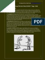 Knife Disarming - FM 23-25 BAYONET 1943.pdf