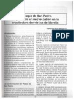 Bosque San Pedro Concepto.