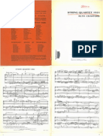 Ruth Crawford Seeger - String Quartet