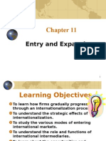 entry and expansion ch11.ppt