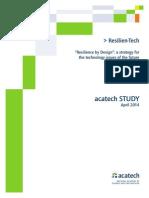 Acatech STUDIE Resilientech WEB