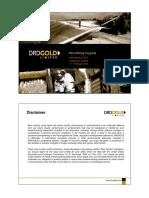 DRDGold Jan 2010 Presentation