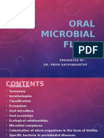 ORAL MICROBIAL FLORA priya.pptx