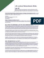 Labour Laws