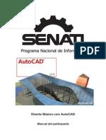 Diseño Bàsico Con AutoCAD