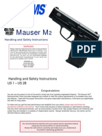 (eBook Guns) Mauser M2 Manual