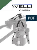 Ravelli AVT Manual