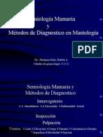 semiologia mamaria