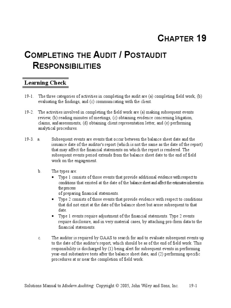the financial statement representation of a This representation letter is provided in connection with your audit of the financial  statements of our company for the year ended on 31 december 2010 mainly.