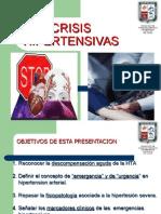 Crisis Hipertensivas 2009