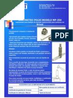 Catalogo Durometro Modelo POLDI