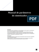Manual de Parametros Moxf6