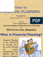 Introduction to Financial Planning-VK-2015.pptx