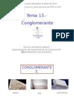 Conglomerantes