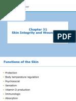 Week 9- Ch. 31- Skin
