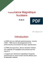 Cours de RMN S4