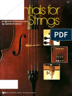 Essentials for Strings - Violin_r