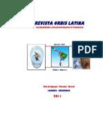 Revista Orbis Latina, Volume 1, jan-dez 2011