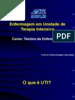 Histrico UTI