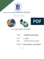 Caratula de Universidada Privada Telesup