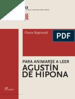 Agustín de Hipona (Rapisardi)