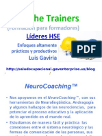 Train the Trainers - Lideres HSE NeuroCoaching SCRiBD1