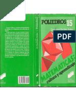 Cultura Y Aprendizaje 15 - Poliedros