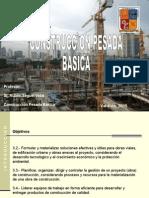 Construcción pesada básica - Clase 1
