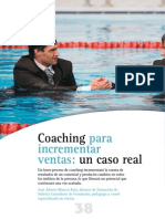 Coaching en las ventas