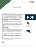 Fujitsu Stylistic q584