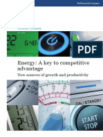 Energy Competitive Advantage in Germany