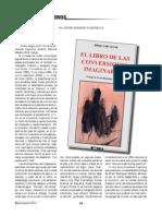 Reseña de Jorge Domingo Sobre El Libro de Las Conversiones Imaginarias
