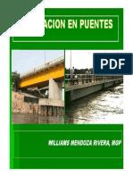Socavacion General en Puentes Clase 4