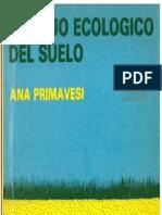 Manejo Ecológico Del Suelo (Ana Primavesi - 1984)
